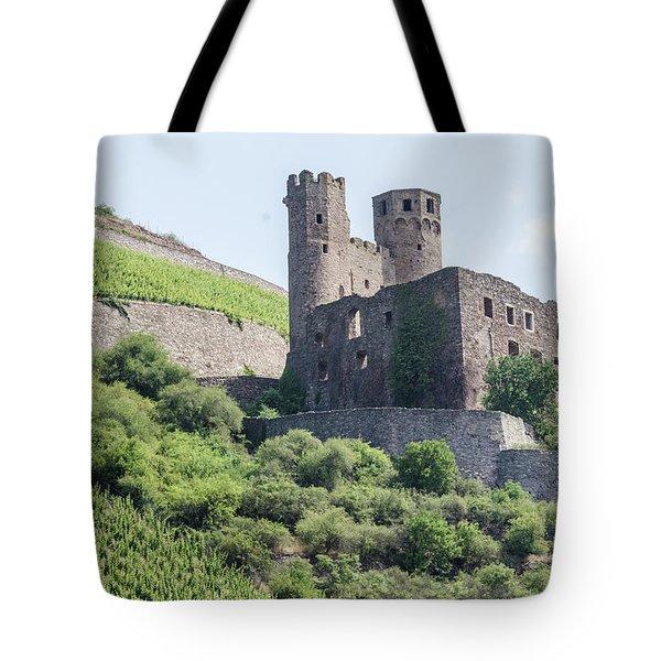 Ehrenfels Castle Tote Bag