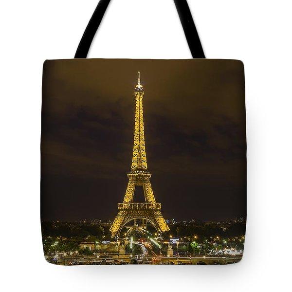 Eiffel Tower 1 Tote Bag