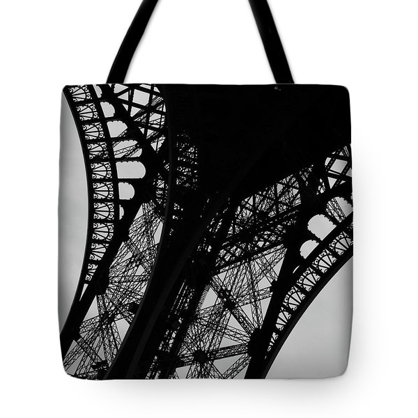 Eiffel Tower, Base Tote Bag