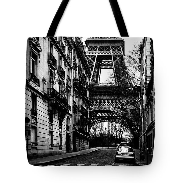 Eiffel Tower - Classic View Tote Bag
