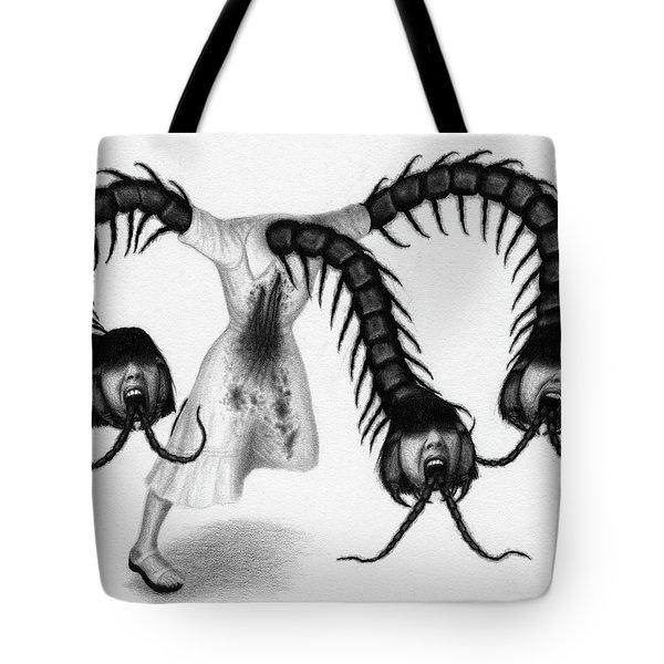 Eiko The Demon - Artwork Tote Bag