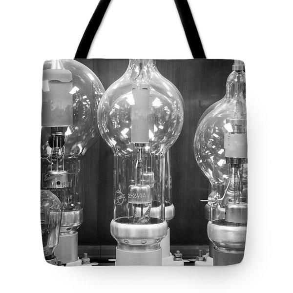 Eimac Tube Tote Bag