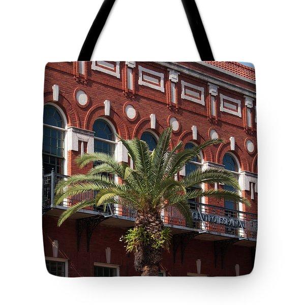 El Centro Espanol De Tampa Tote Bag