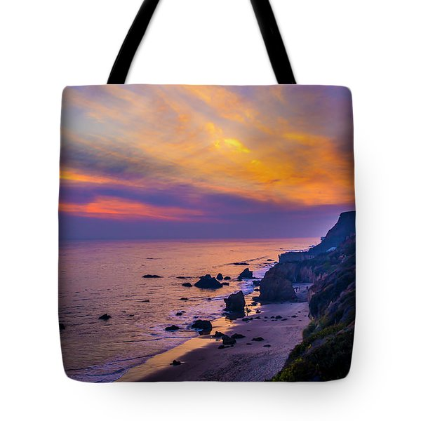 El Matador Sunset Tote Bag