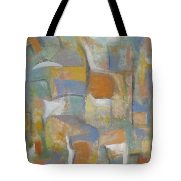 Elements Of Time Tote Bag