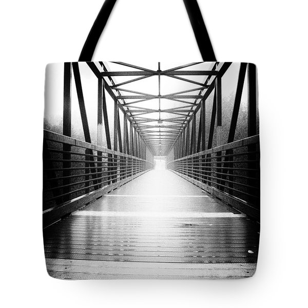 Elora Bridge Tote Bag