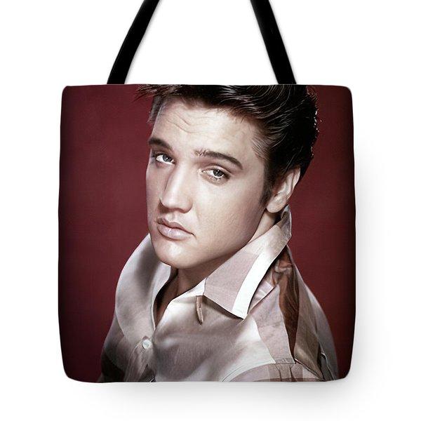 Elvis Presley Studio Promo Tote Bag