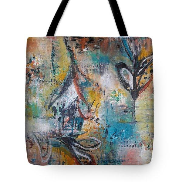 Emancipator Tote Bag