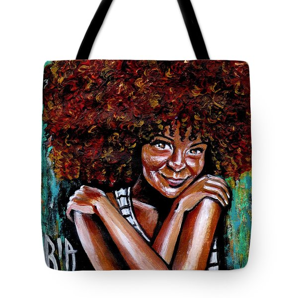 Embraced Tote Bag