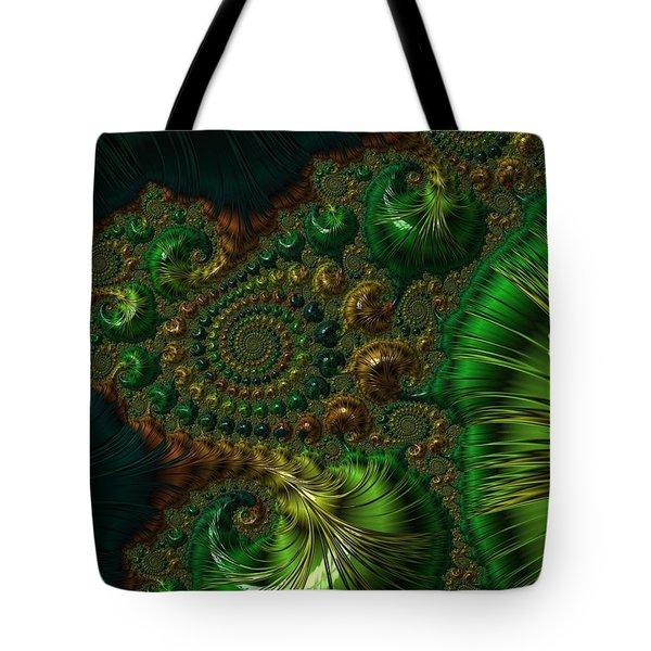 Emerald City. Tote Bag