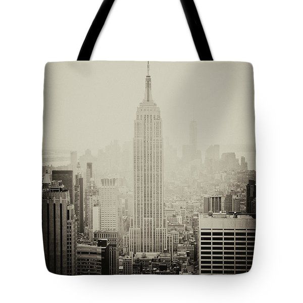 Empire Tote Bag