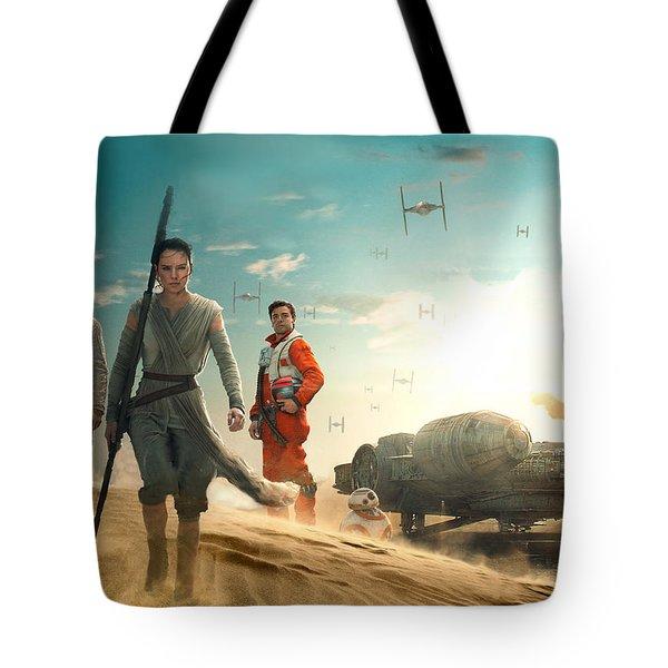 Empire Star Wars Tote Bag