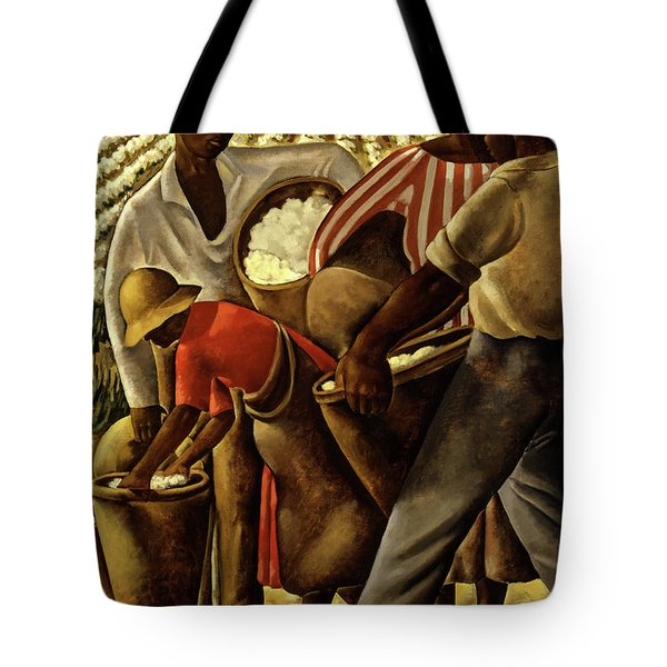 Employment Of Negroes In Agriculture, 1934 Tote Bag