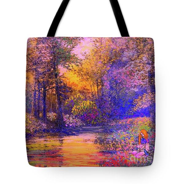 Enchanted Prayer Tote Bag