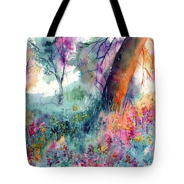 Enchanted Tote Bag