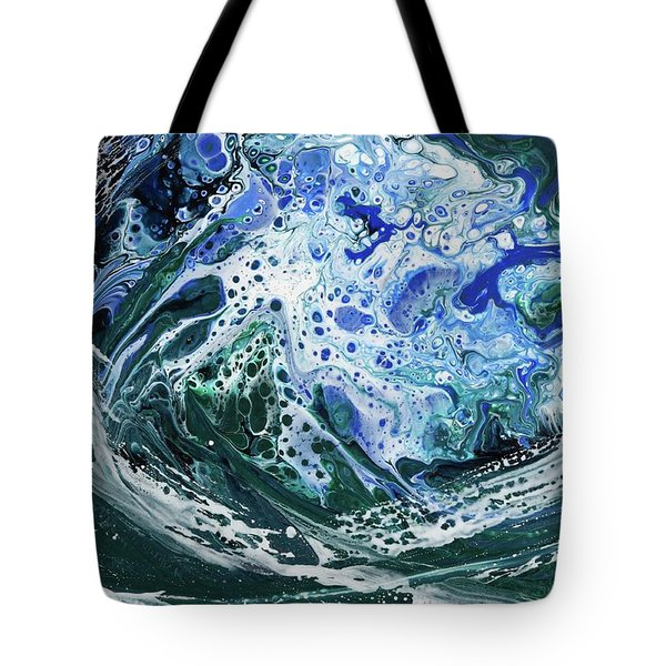 Enchanted Wave Tote Bag
