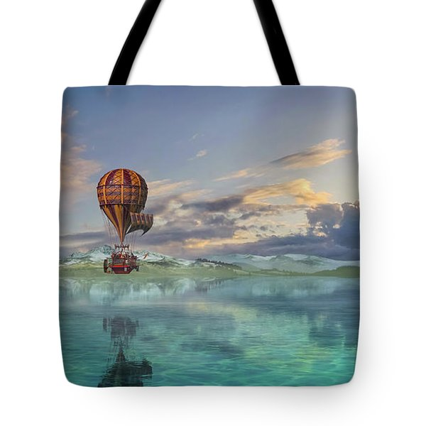 Endless Journey Tote Bag