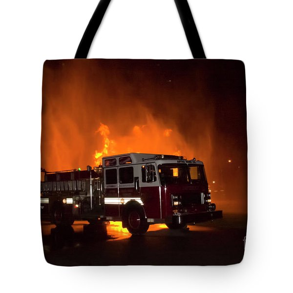 Engine 2 Tote Bag