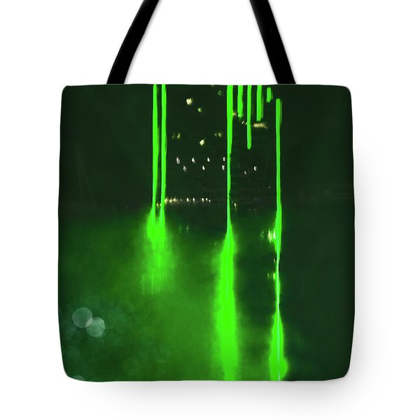 Entropy Tote Bag