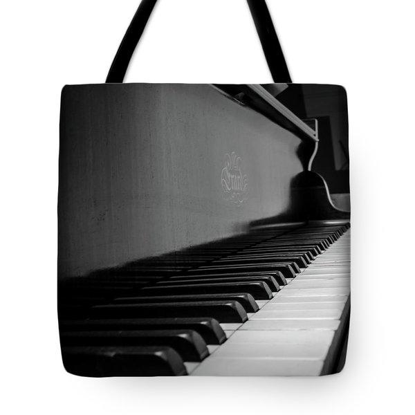 Erard Piano Tote Bag