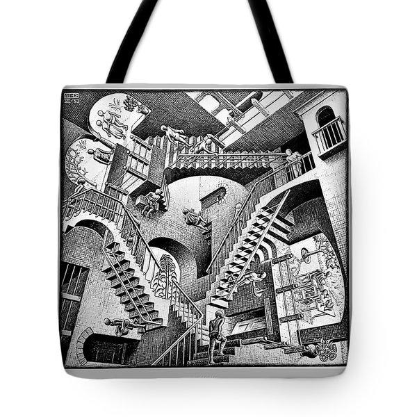 Escher 131 Tote Bag