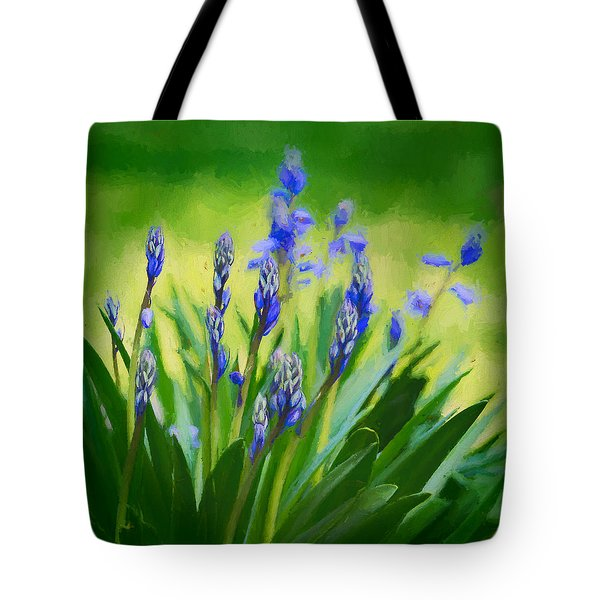 Essense Of Spring Tote Bag