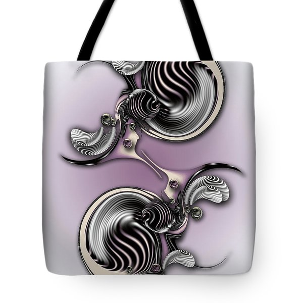 Essentialist Creation Tote Bag