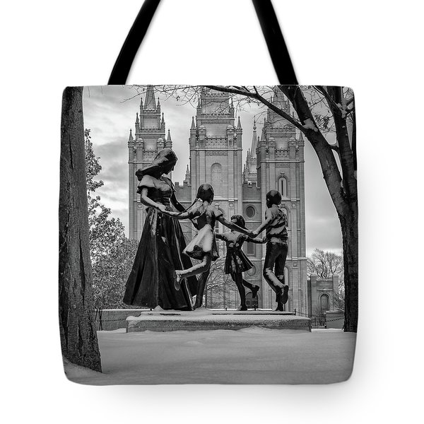 Eternal Family Tote Bag