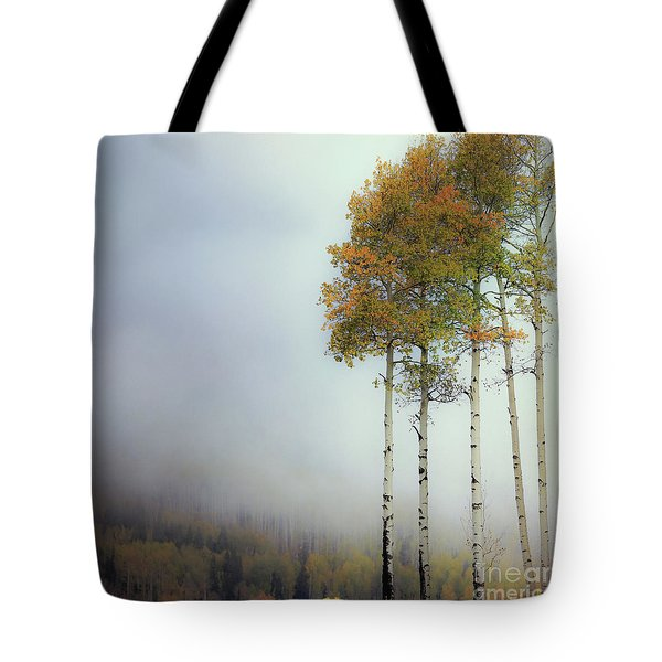 Ethereal Autumn Tote Bag