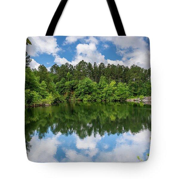 Euchee Creek Park - Grovetown Trails Near Augusta Ga 1 Tote Bag