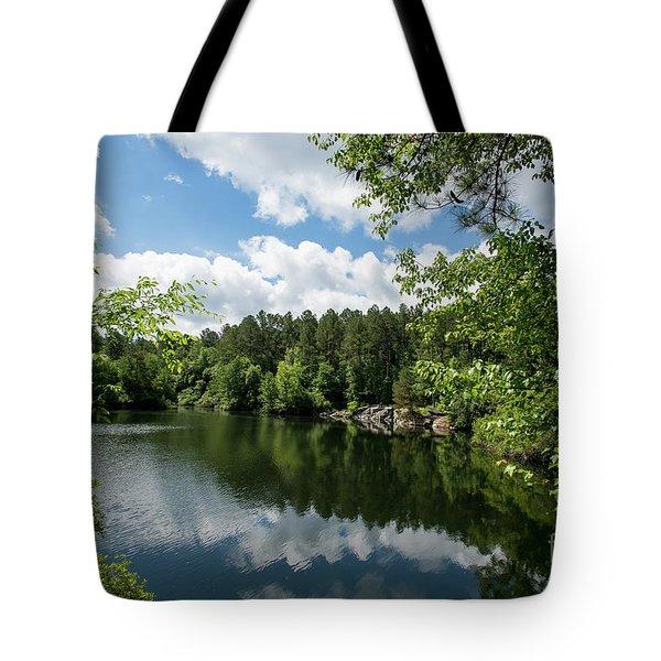 Euchee Creek Park - Grovetown Trails Near Augusta Ga 2 Tote Bag