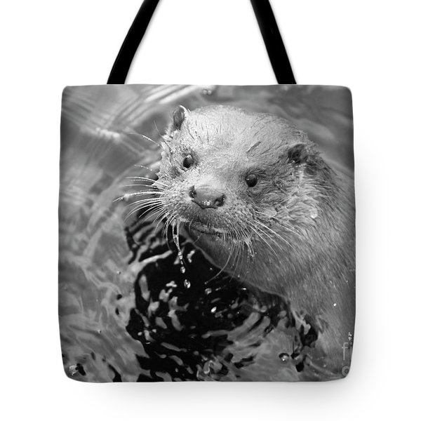 European Otter Tote Bag