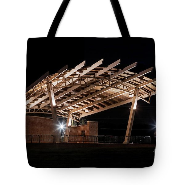 Evans Towne Center Park - Augusta Ga Tote Bag