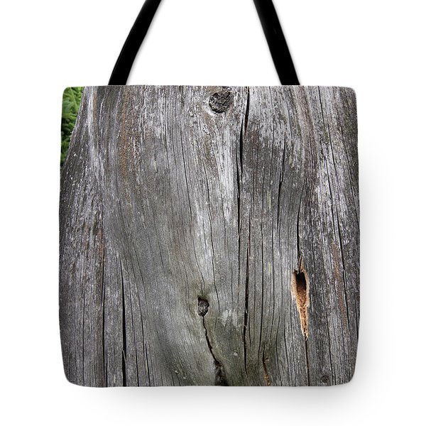 Eve - Bizarrely Shaped Tree Trunk Looking Like Naked Woman Tote Bag