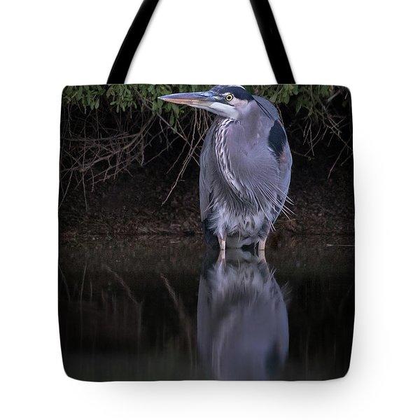 Evening Stalk Tote Bag