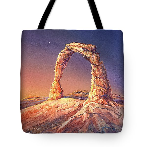 Evening Star Tote Bag