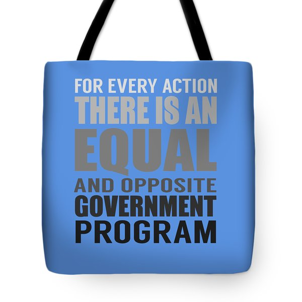 Every Action Tote Bag
