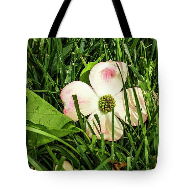 Every Dogwood Has Its Day Tote Bag
