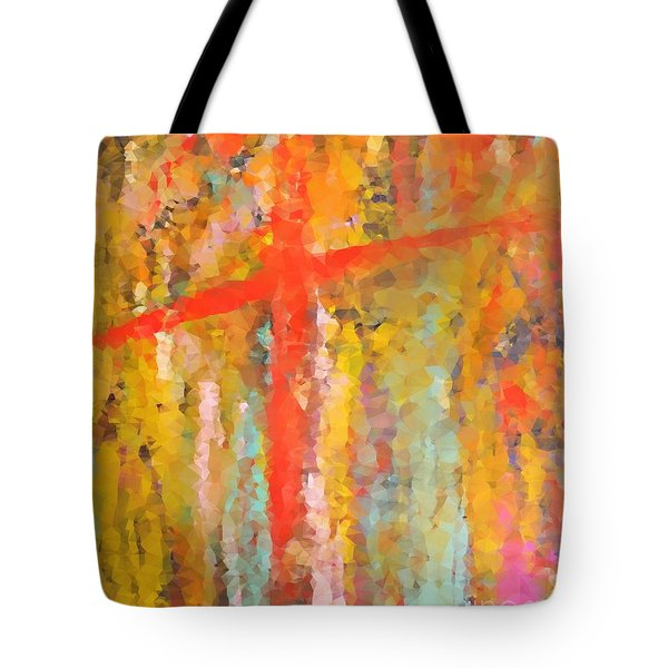 Every Hour I Need Thee Tote Bag