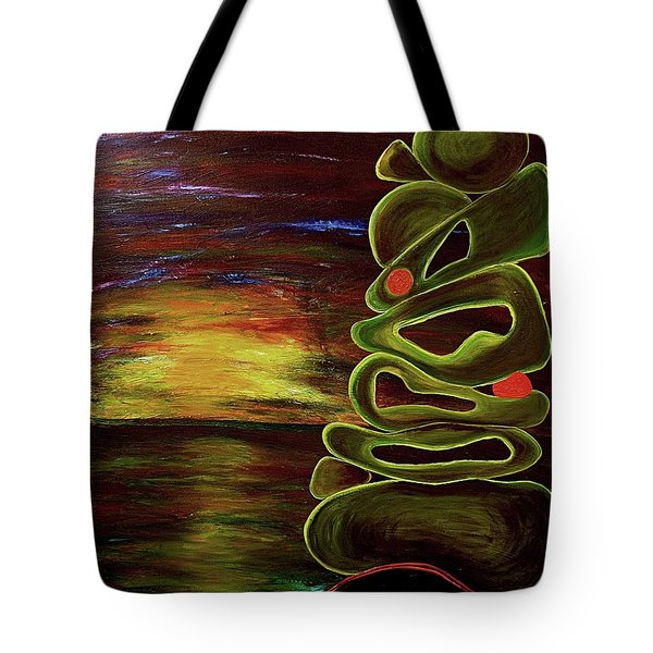 Everything Happens For A Reason... Tote Bag