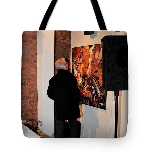 Exhibition - 08 Tote Bag