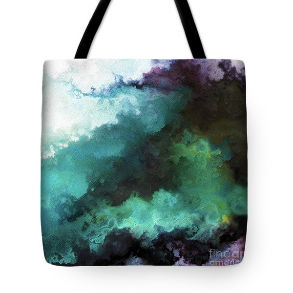 Exodus 14 14. The Lord Shall Fight For You Tote Bag