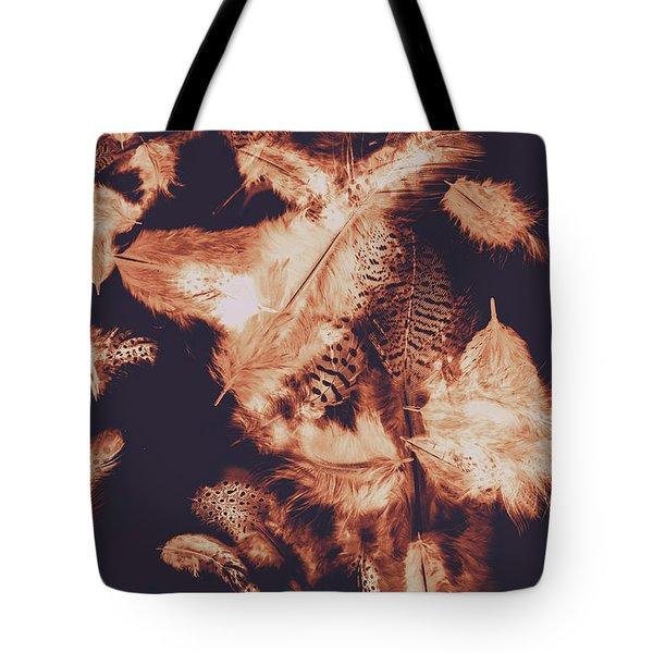 Exotic Dreams Tote Bag