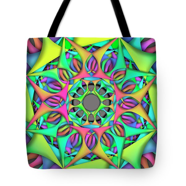 Exper Object Remix  Tote Bag