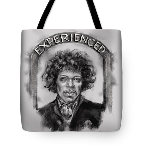 Experienced Tote Bag
