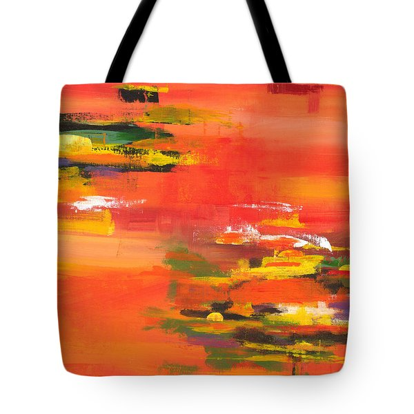 Exploring Evening Tote Bag