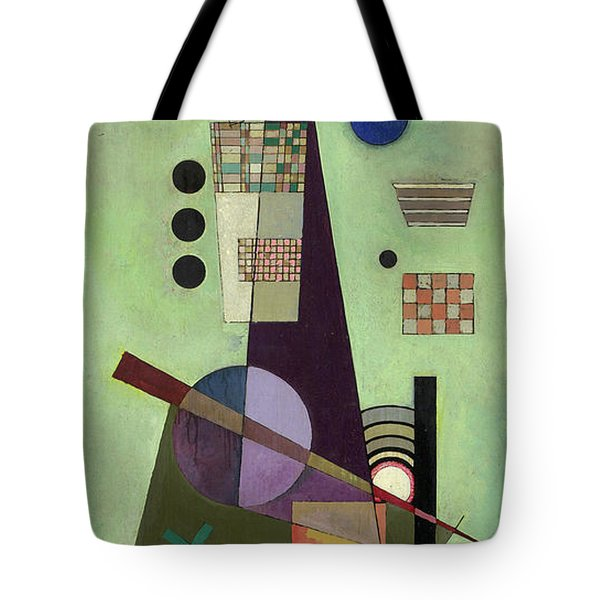Extended - Ausgedehnt Tote Bag