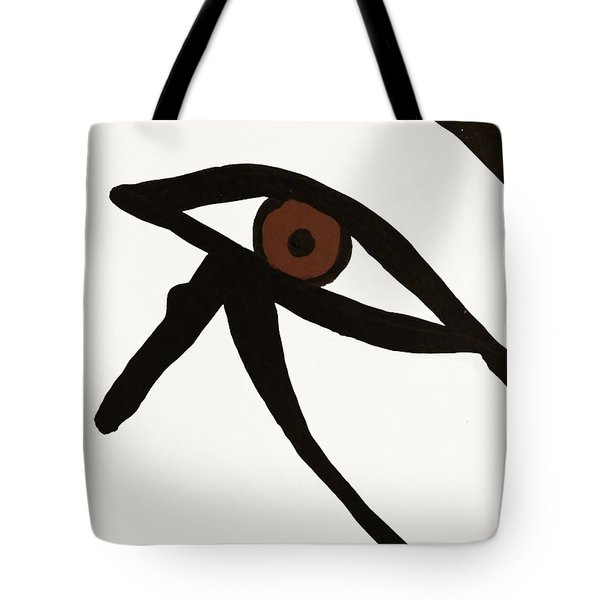 Tote Bag featuring the photograph Eye Of Egypt by Sue Harper