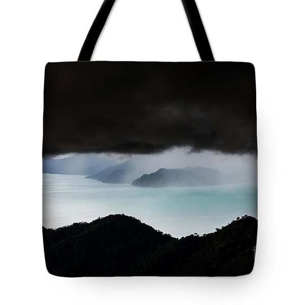 Eye Of The Monster  Tote Bag