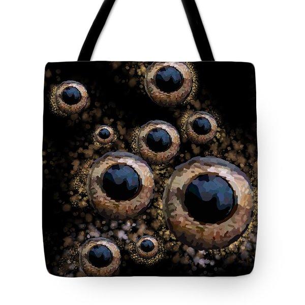 Eyes Have It 3 Tote Bag